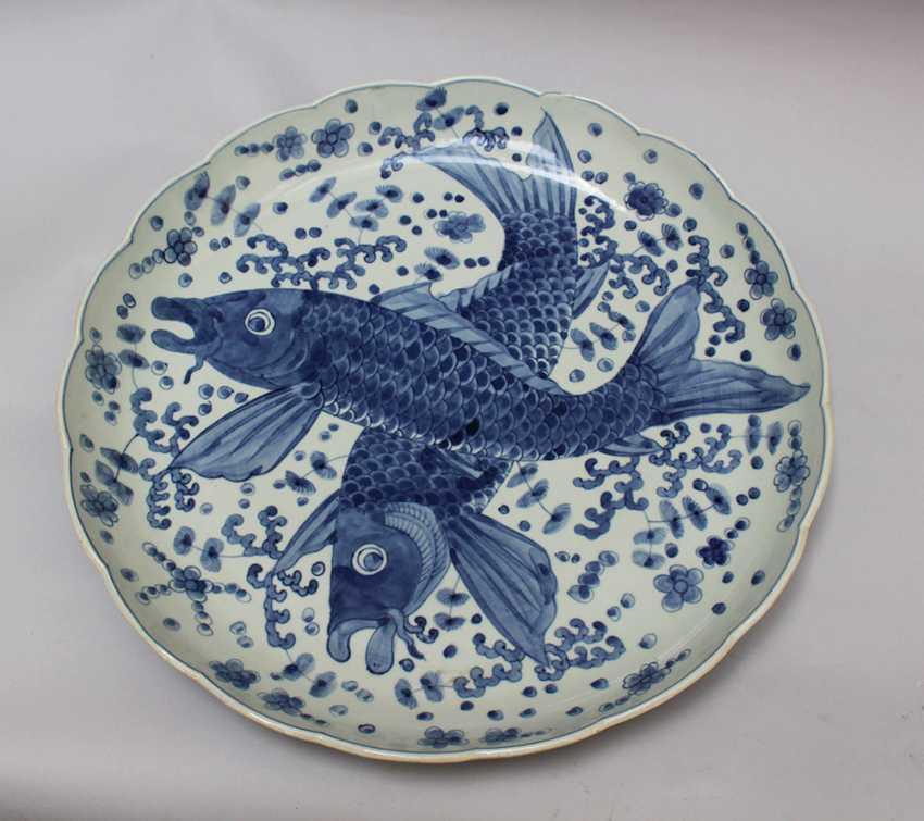 Chinese Porcelain Bowl - photo 1