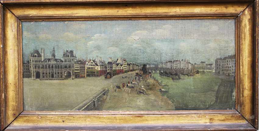 School of Paris, late 18. or first half 19. Century - photo 1