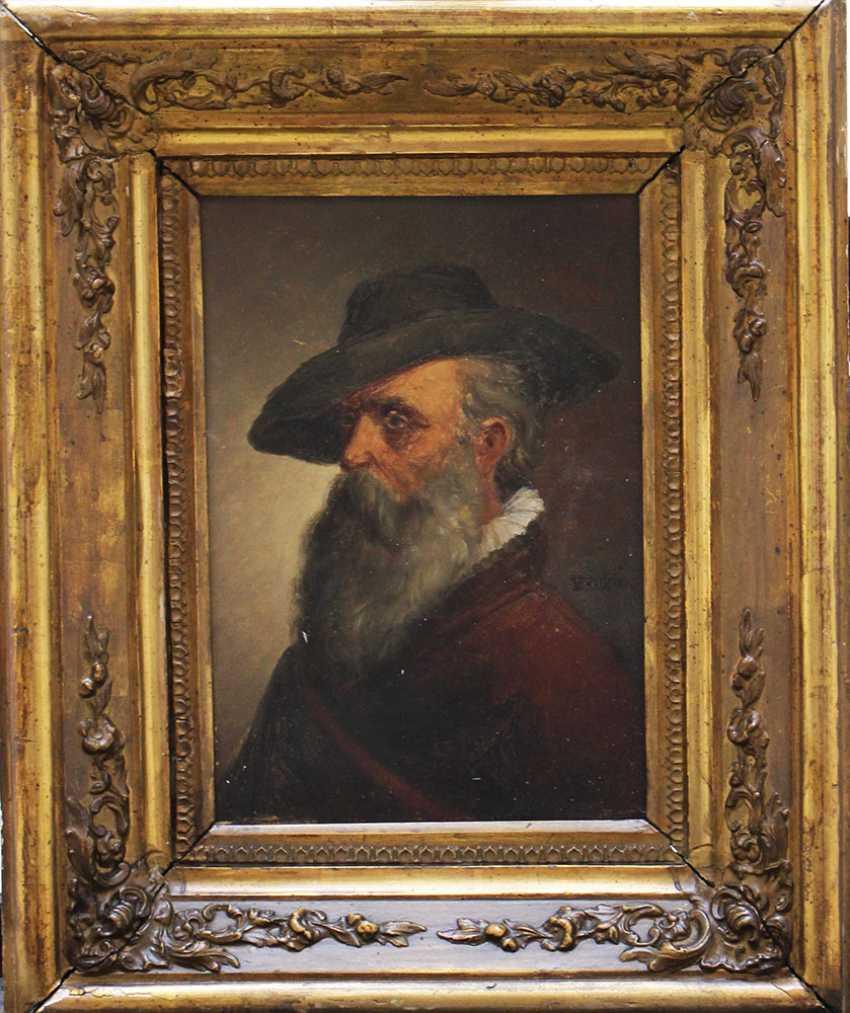 Vaclav Brozik (1851-1901)-attributed - photo 1