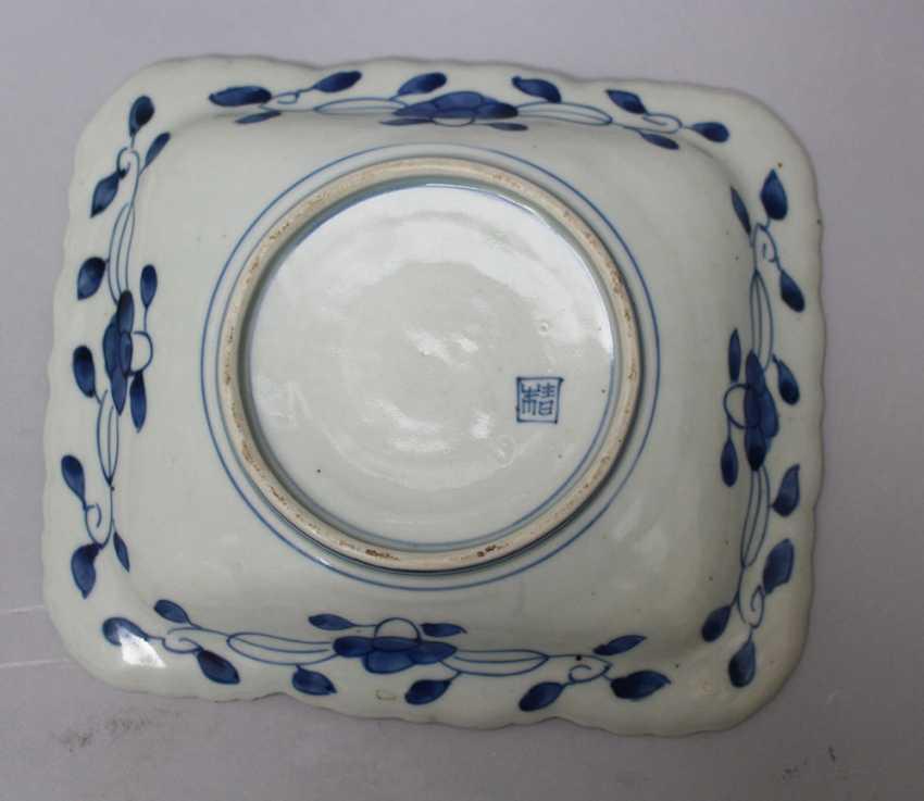 Chinese porcelain dish - photo 3