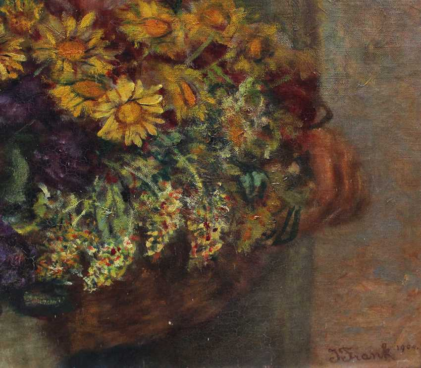 Frank , Artist early 20. Century - photo 3