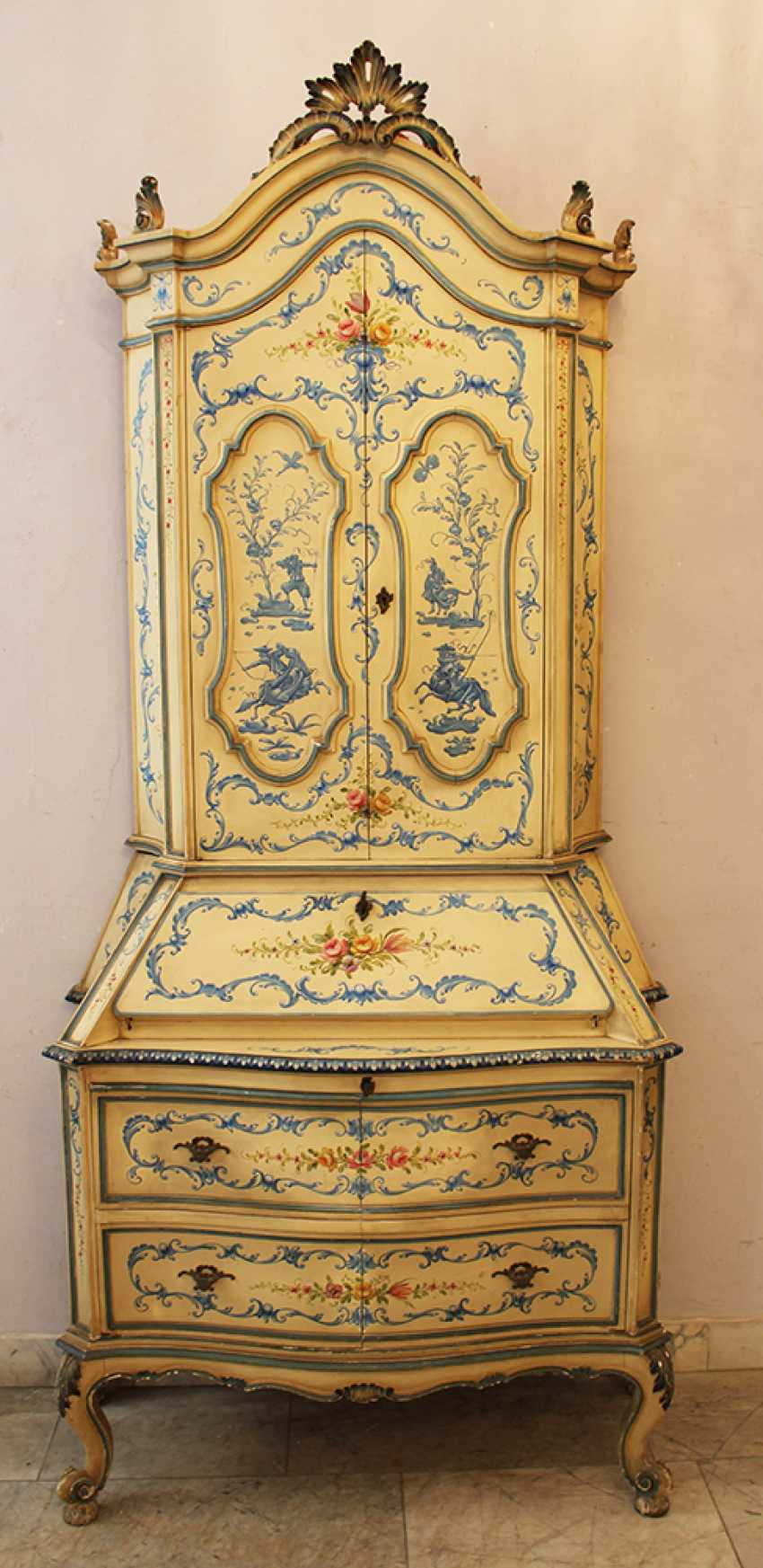 Venetian Bureau in baroque style - photo 1