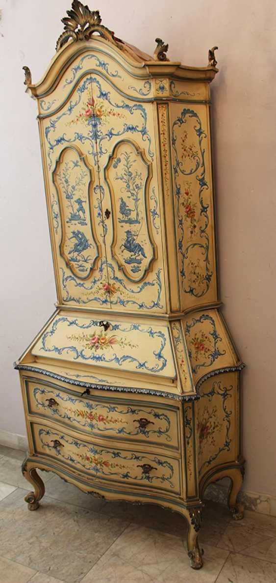Venetian Bureau in baroque style - photo 2