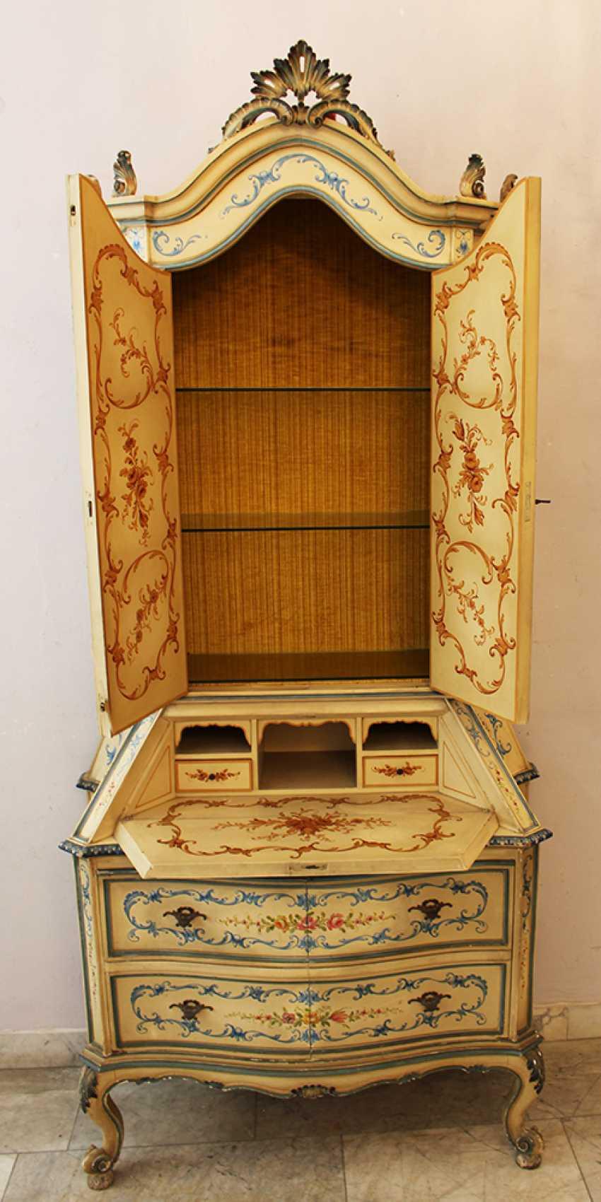 Venetian Bureau in baroque style - photo 3