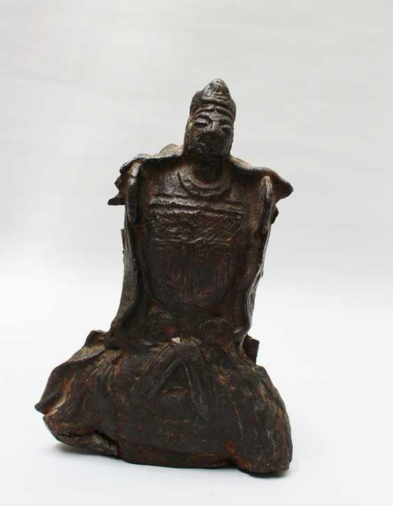 Head of an asian godness - photo 2