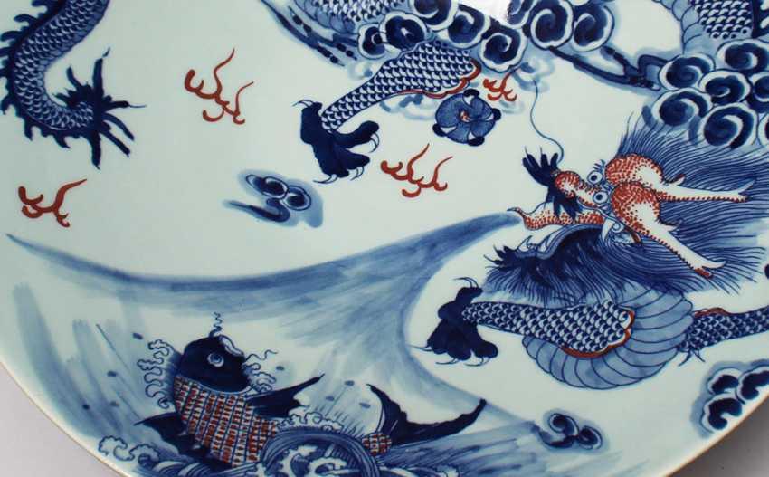 Chinese Porcelain Bowl - photo 2