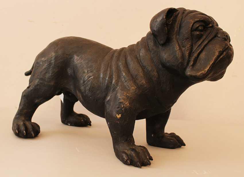 Bronze Bulldog - photo 1