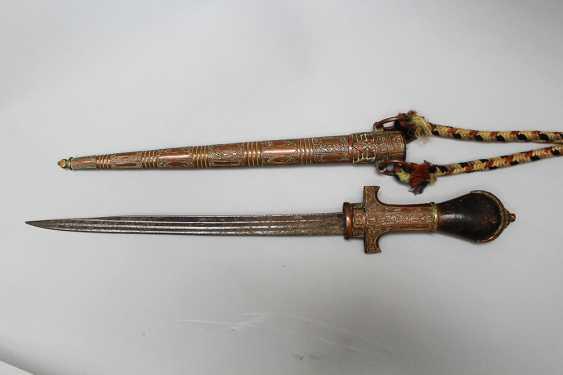 Asian or Oriental Dagger - photo 3