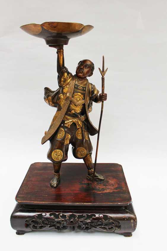Meiji Bronze  - photo 1