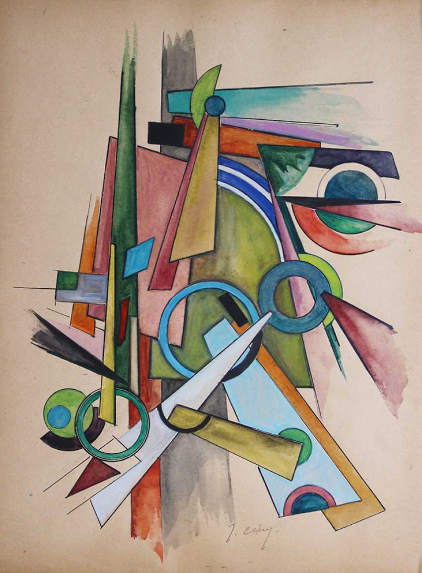 Joseph a significant portion (1888 - 1971)- attributed - photo 1