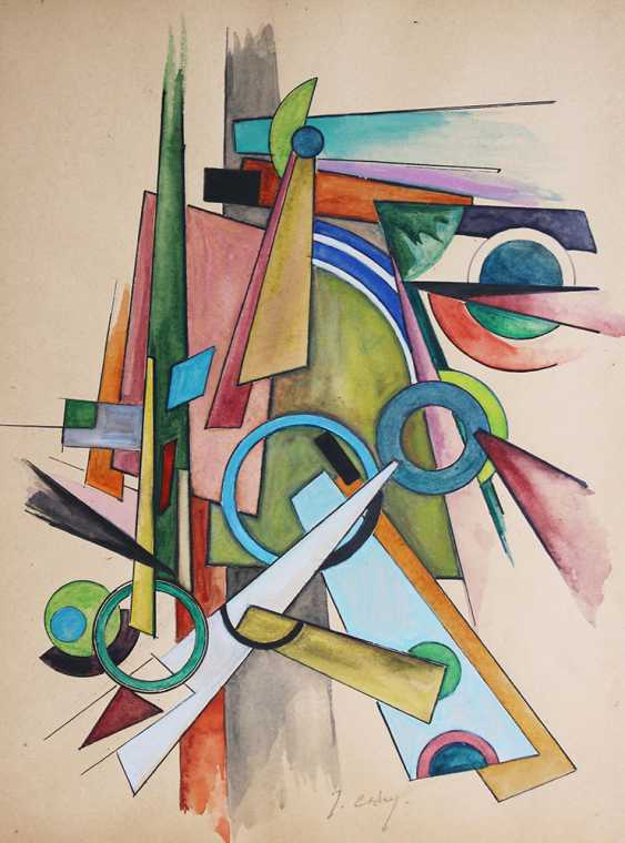 Joseph a significant portion (1888 - 1971)- attributed - photo 2