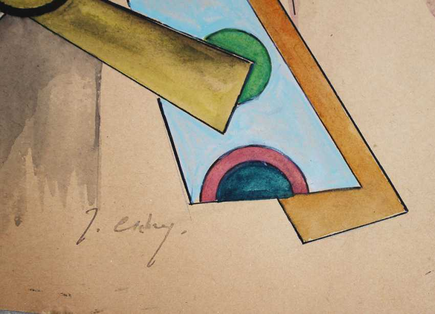 Joseph a significant portion (1888 - 1971)- attributed - photo 3