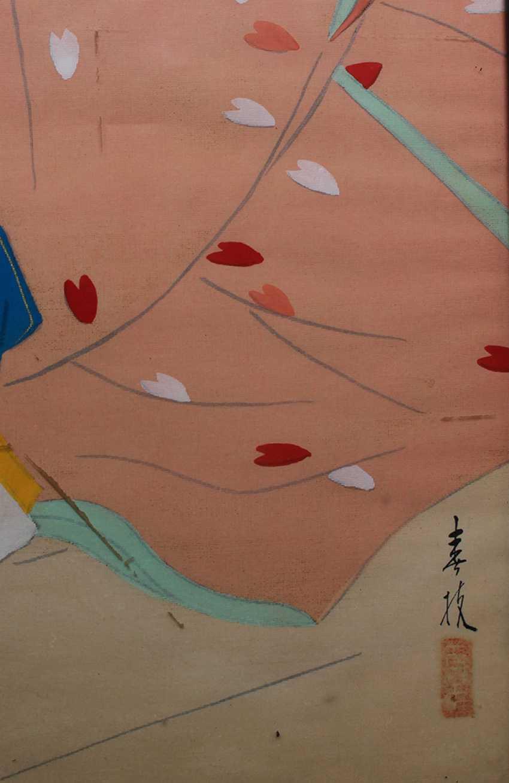 Two Vietnamese Paintings - photo 3