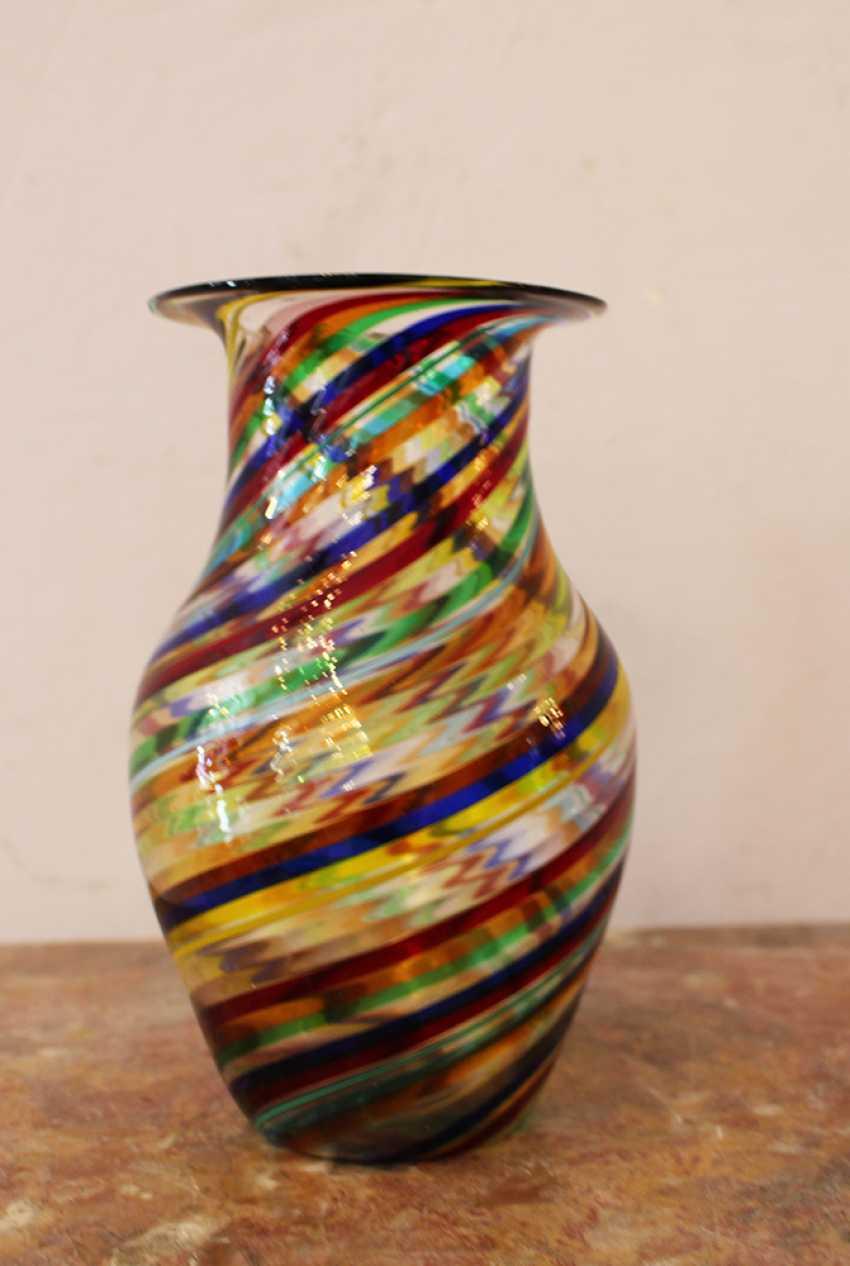 Murano Glass Vase - photo 2