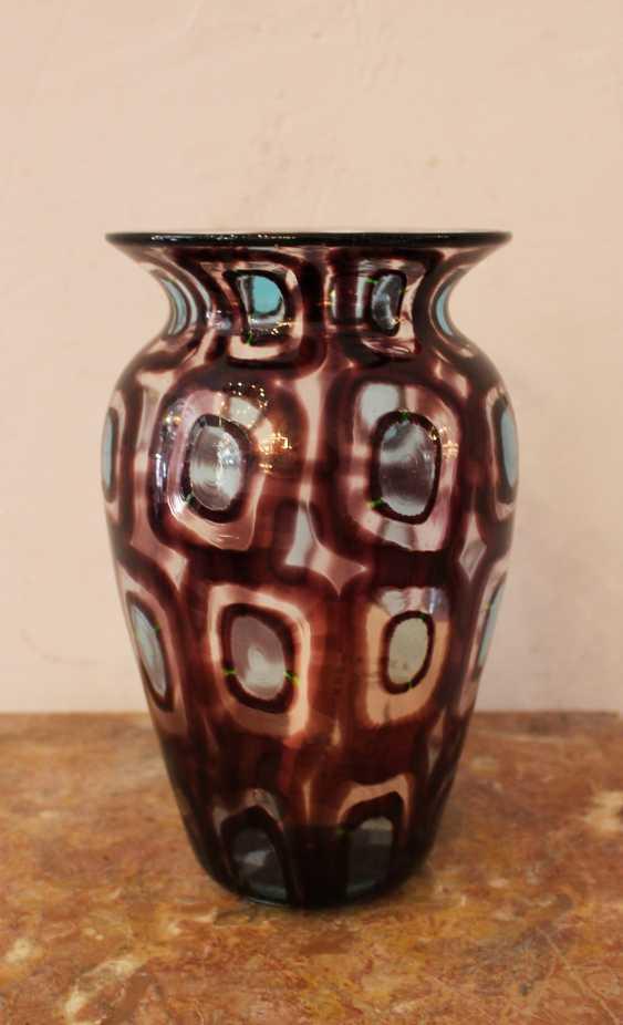 Murano Glass Vase - photo 1