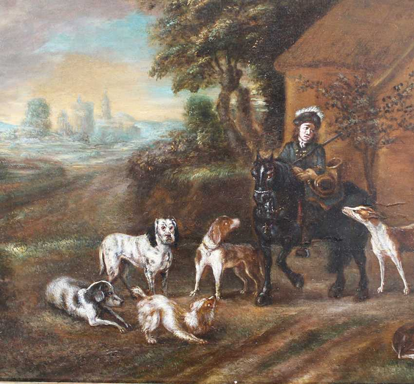 Adriaen Cornelsiz Beeldemaker ( 1618-1736)-attributed - photo 2