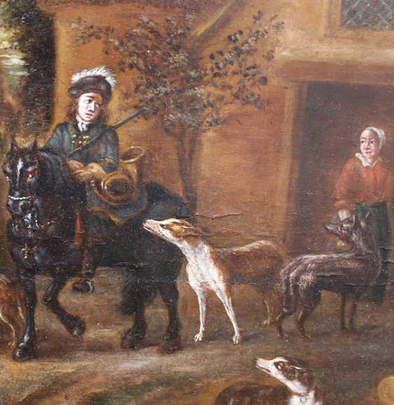 Adriaen Cornelsiz Beeldemaker ( 1618-1736)-attributed - photo 3