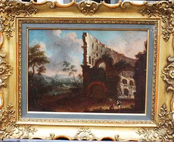 Norbert Joseph Carl Grund (1717 -1767 )- attributed - photo 1