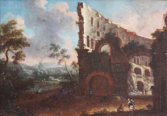 Norbert Joseph Carl Grund (1717 -1767 )- attributed - photo 2
