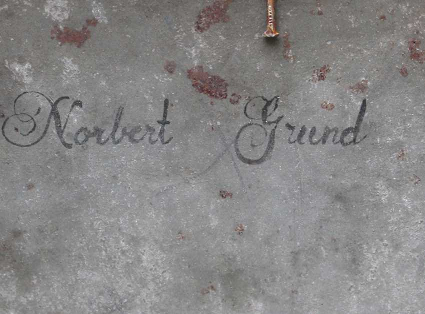 Norbert Joseph Carl Grund (1717 -1767 )- attributed - photo 3