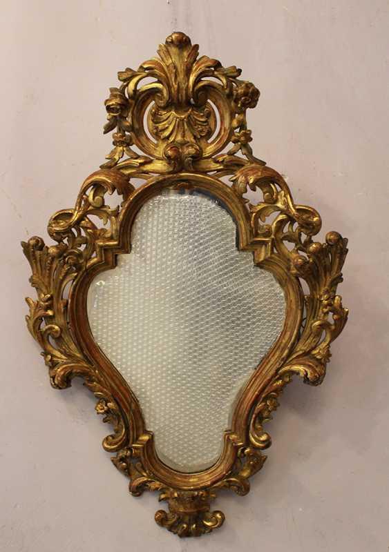 Italian Mirror - photo 1