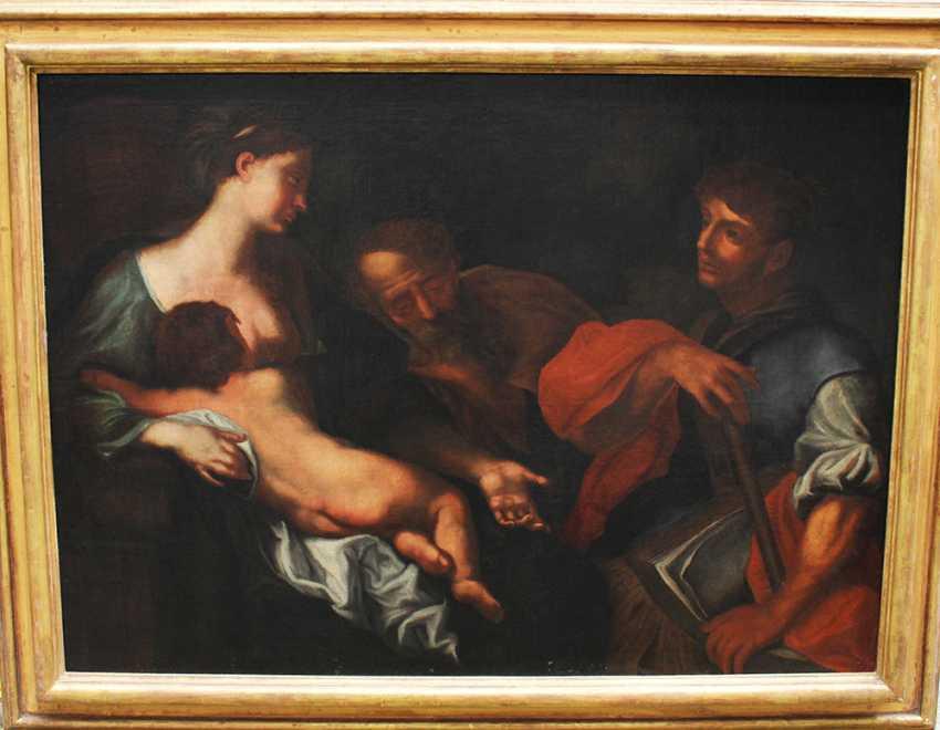 Domenico Piola (1627-1703)-attributed - photo 1