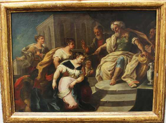 Luca Giordano ( 1634 -1705 )- attributed - photo 1