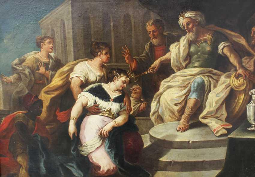 Luca Giordano ( 1634 -1705 )- attributed - photo 2