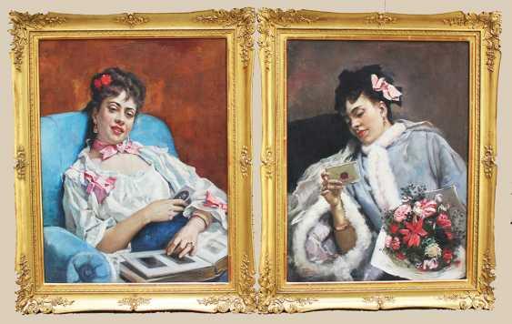 Italian Artist around 1900 - photo 1