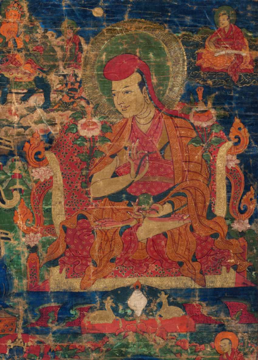 Four scholars from the Tradition of the Sakya-pa - photo 2
