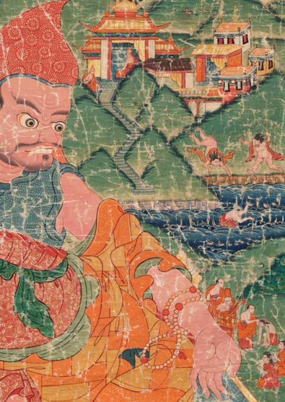 The Acarya Vasubandhu - Guru of Indian origin (316-396) - photo 3