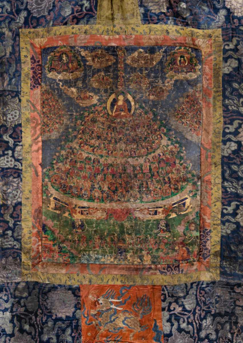 Chog zing - the Great refuge tree of the Gelugpa school of Tibet - photo 1