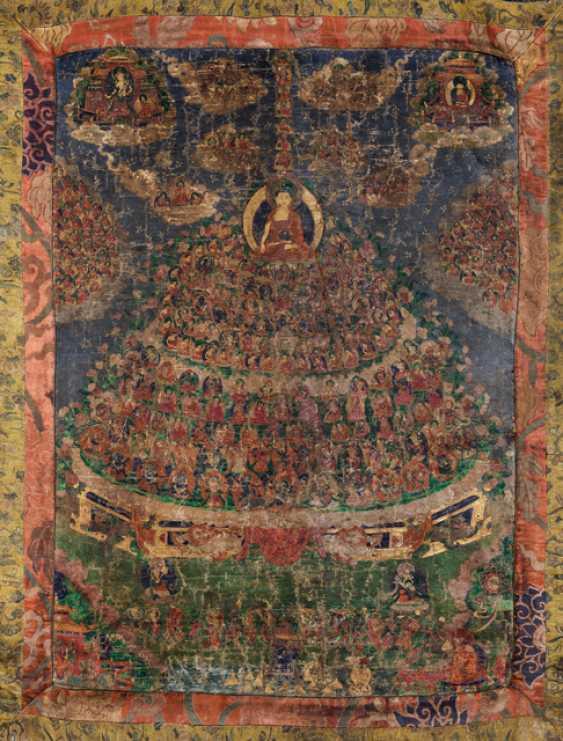 Chog zing - the Great refuge tree of the Gelugpa school of Tibet - photo 2