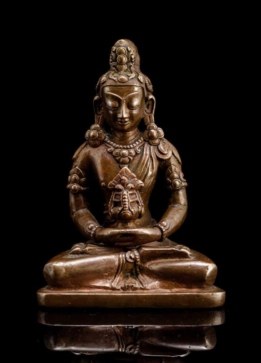 Bronze des Amitayus - photo 1
