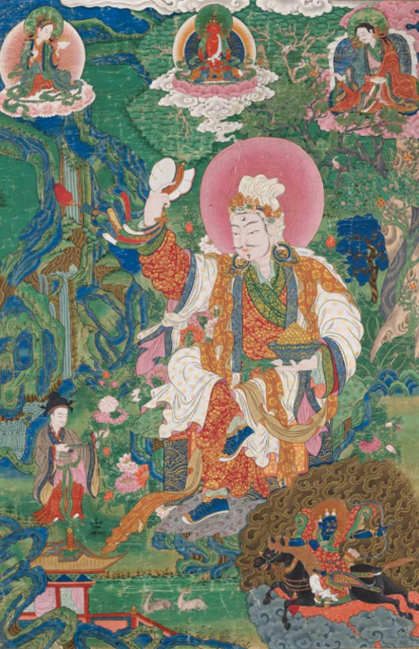 "Loden Chogse - ""The wisdom of the Herald"", an Emanation of Padmasambhava - photo 1"