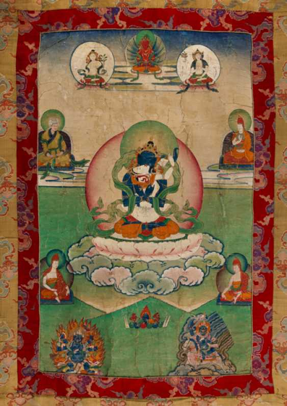 Thangka des Samvara - photo 1