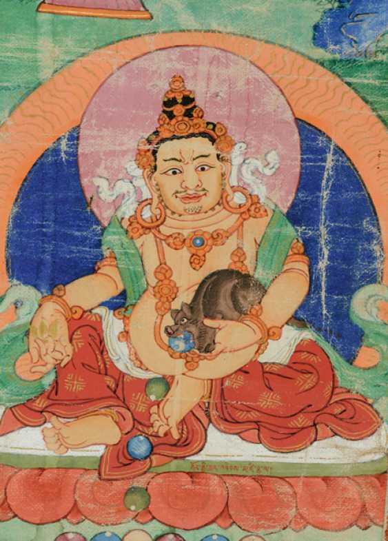 Linienthangka der Drukpa-Tradition - photo 2