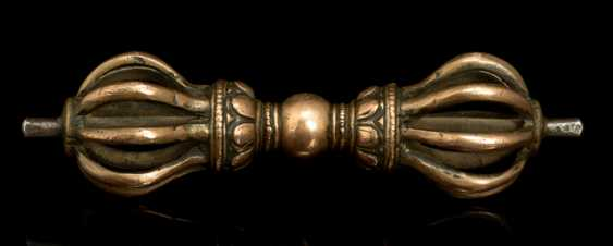 Vajra made of Bronze - photo 1