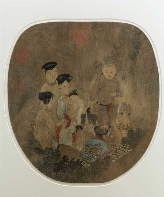 Qian Xuan (CA. 1235 attributed - after 1301) - photo 1