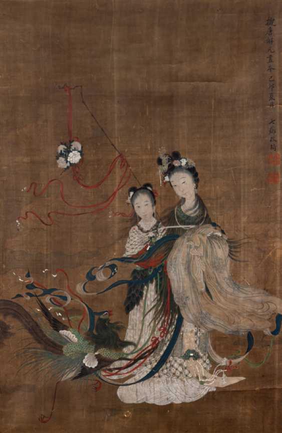 Im Stil von Gai Qi (1773-1828) - Foto 1