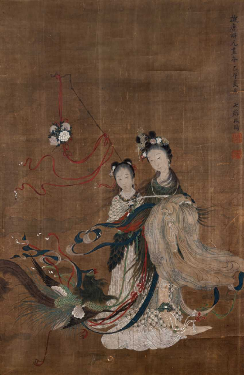 In the style of Gai Qi (1773-1828) - photo 1