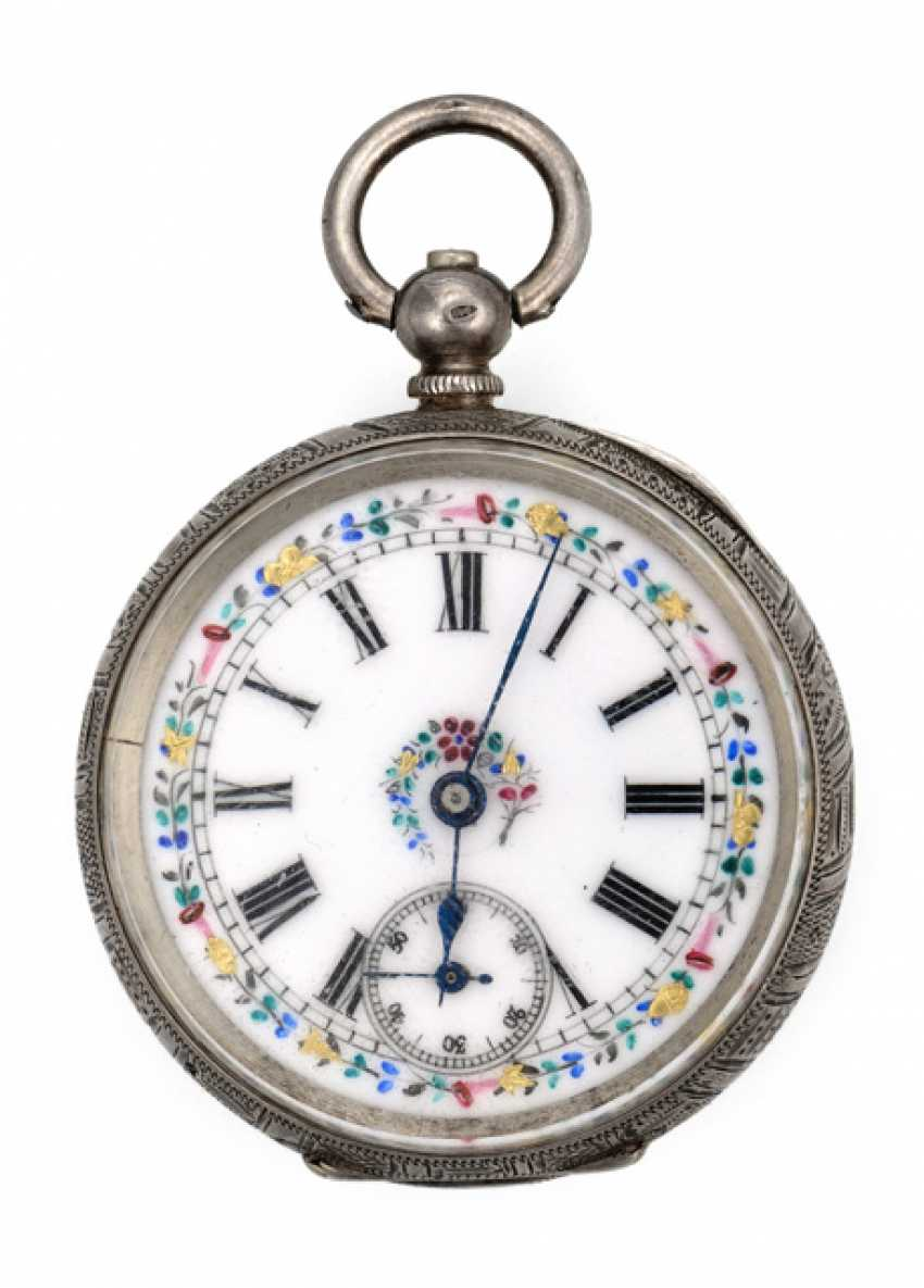 Auction: Ladies pocket watch — buy online by