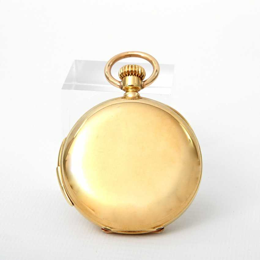Pocket watch, Savonette hand winding (running), - photo 6