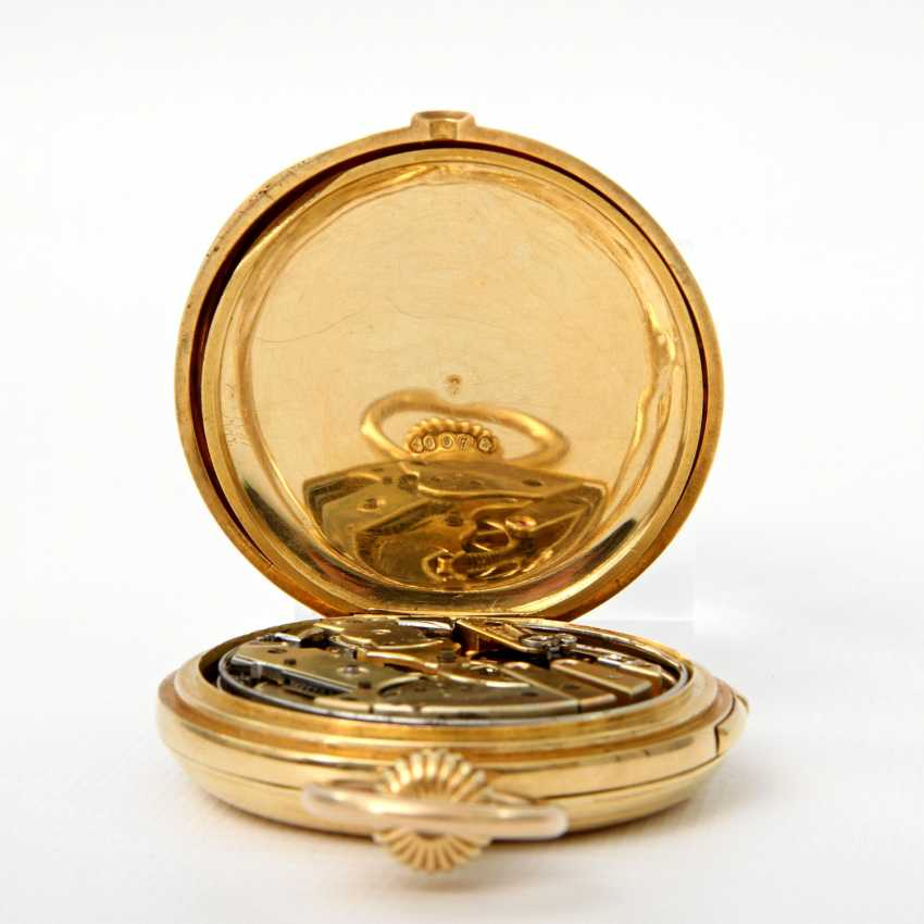 Pocket watch, Savonette hand winding (running), - photo 3