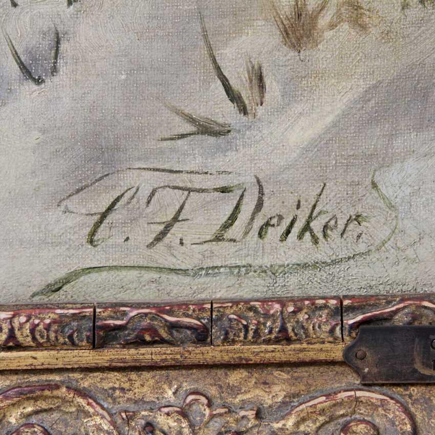 DEIKER, CARL FRIEDRICH (Wetzlar 1836-1892 Düsseldorf),