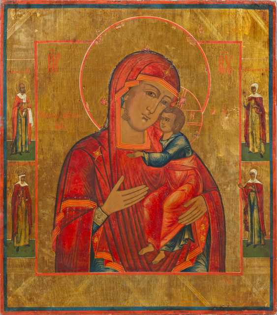"Icon ""mother of God of the Tolga"" - photo 1"