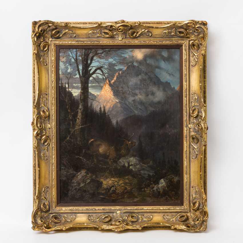 SENNER, VON (?) (Maler des 19. Jahrhundert),