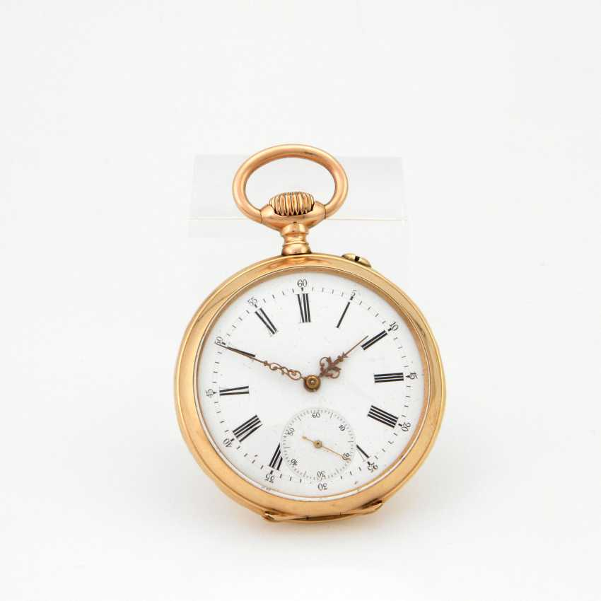 IWC pocket watch, Savonette, SWITZERLAND. - photo 1