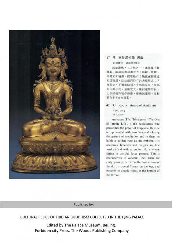 THE BUDDHA OF ENDLESS LIFE - photo 4