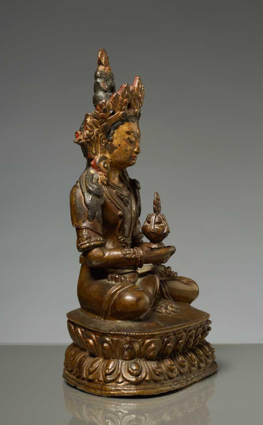 THE BUDDHA OF ENDLESS LIFE - photo 2